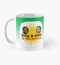 Troy & Abed In The Morning - Community Mug