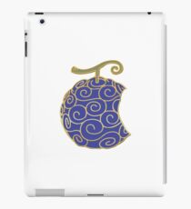 gomu gomu no mi x Apple iPad Case/Skin