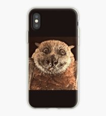 Bat Named Bradshaw. iPhone Case