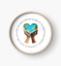 Change The World Clock