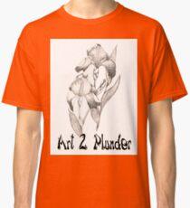 Art 2 Plunder Logo 2 Classic T-Shirt