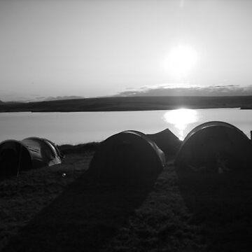 As the sunrises.... by punkymonkey