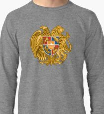 Coat of arms of Armenia Lightweight Sweatshirt