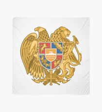 Coat of arms of Armenia Scarf