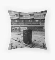 All things being equal. Throw Pillow