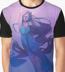 Camiseta gráfica Selene - Diosa Griega de la Luna
