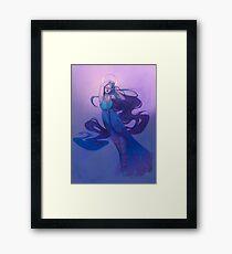 Selene - Greek Goddess of the Moon Framed Print