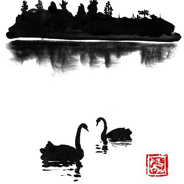 island of the swans by pechane