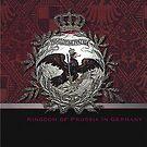 Prussian Pro Gloria et Patria 1740 Eagle by edsimoneit