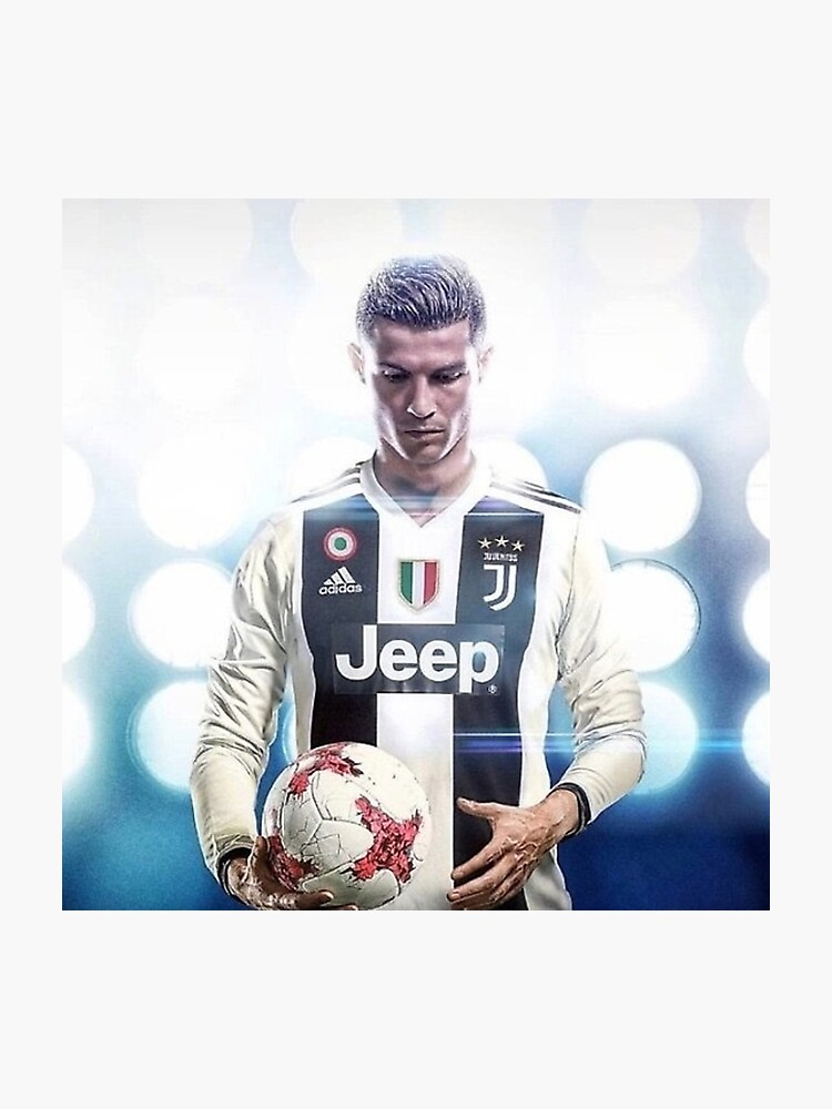 huge selection of e74c9 9b61a Cristiano Ronaldo New Team | Photographic Print