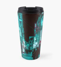 strawberry mint nights  Travel Mug