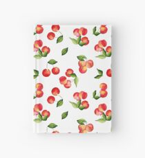 Bowl of Cherries Hardcover Journal