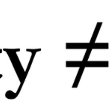 capability ≠ practice.  by agnumasalis