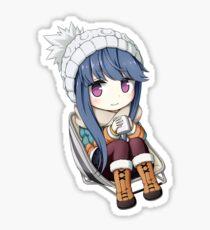 Rin Shima | Yuru Camp (Laid-Back Camp) Sticker