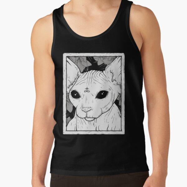 Occult Cat Tank Top