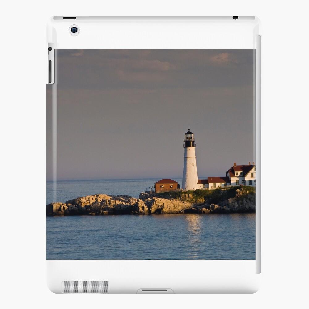 Nordosten Leuchtturm Boston Ostküste iPad-Hülle & Skin