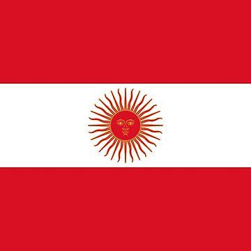 Peru - National Flag - 1822 by CrankyOldDude