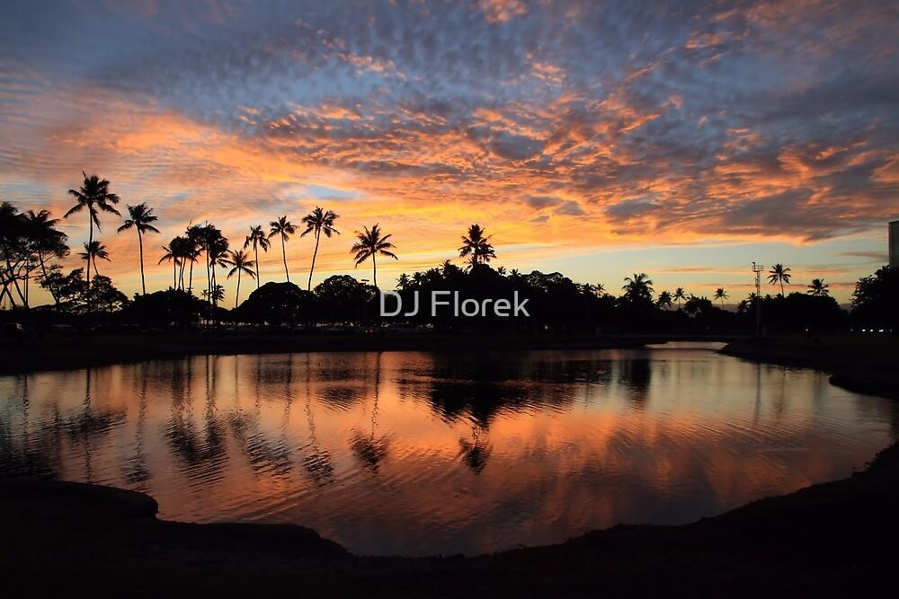 Ala Moana Sunset by DJ Florek
