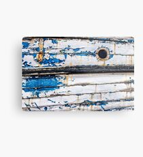 Was once blue Metal Print