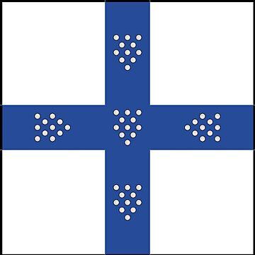 Portugal - National Flag - 1143 by CrankyOldDude
