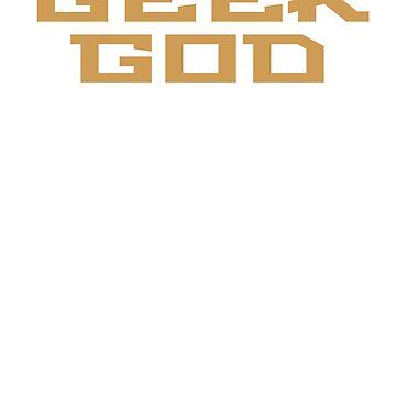 Geek God by Secularitee