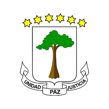 Coat of Arms of Equatorial Guinea by fourretout