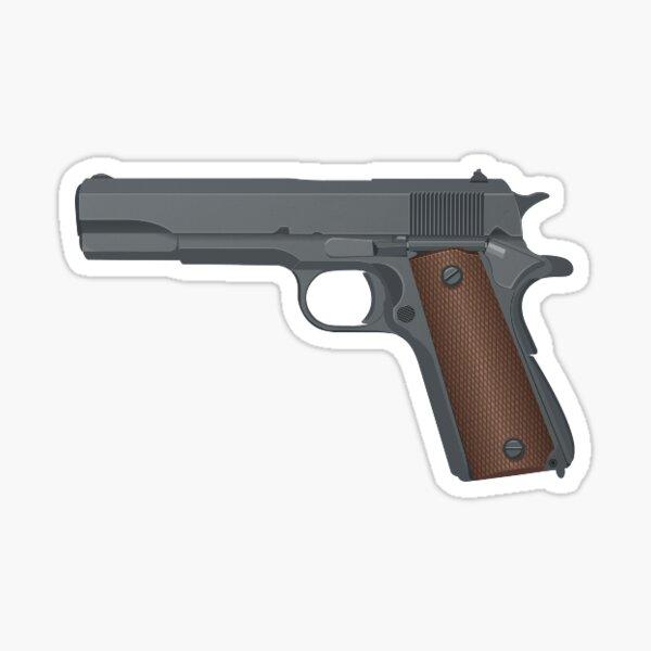 Colt M1911 Sticker Sticker