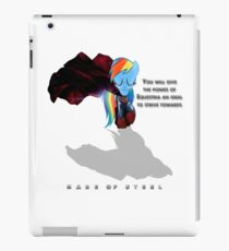 Mare of Steel 3 iPad Case/Skin