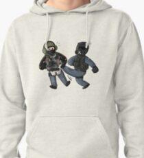Sudadera con capucha Mute y Bandit Vault Boys