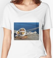 Hope is an anchor Women's Relaxed Fit T-Shirt