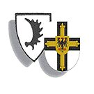 Ostpreussen/Teutonic Knights symbols by edsimoneit