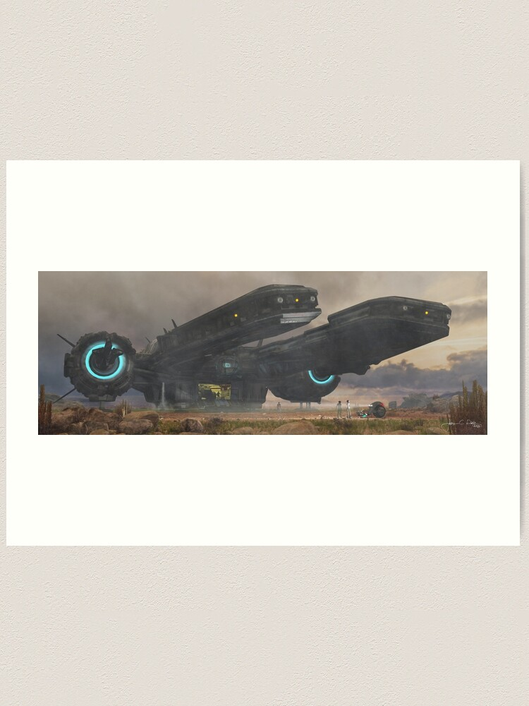 Alternate view of Directions (The Old Road) Art Print