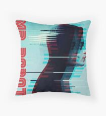 Mr Robot Tv Show Clothes and Acessories  Throw Pillow
