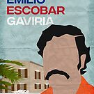 Pablo Escobar  by colligo