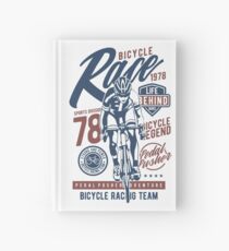 Bicycle Race Hardcover Journal