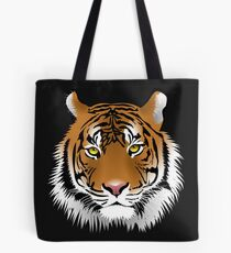 SAVE THE SIBERIAN TIGERS Tote Bag