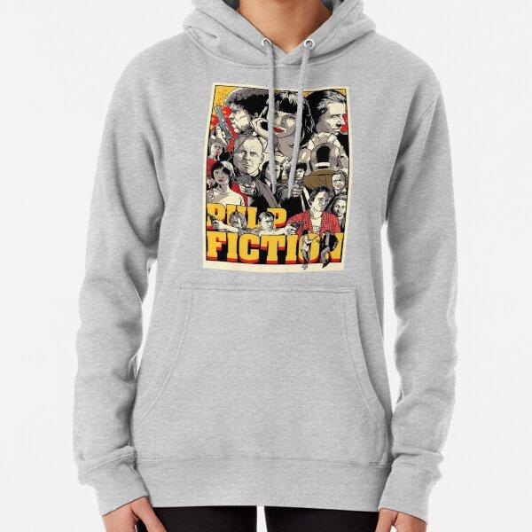 Pulp Fiction  Sweat à capuche épais