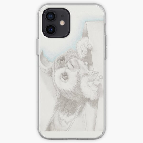 Never Feed Him After Midnight iPhone Soft Case
