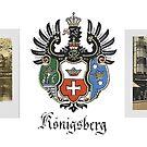 Ostpreussen...Old Prussian city of Königsberg by edsimoneit