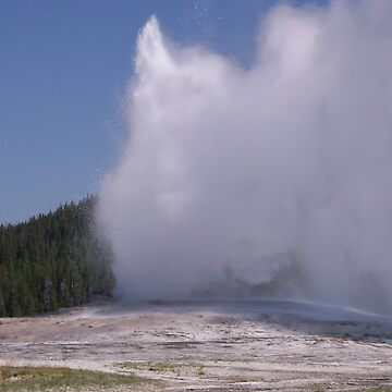 Old Faithful by suddath