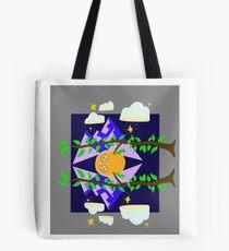 Mystical Mirror Tote Bag