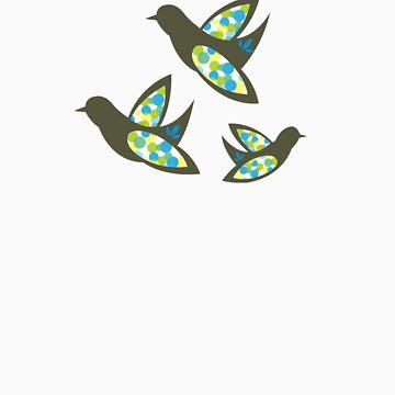Pigeons by splashdesign