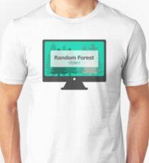 Enter Random Forest Unisex T-Shirt