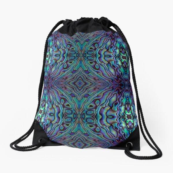 Abalone Drawstring Bag