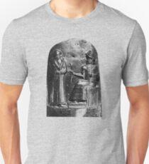 Hammurabi's Code Relief Unisex T-Shirt