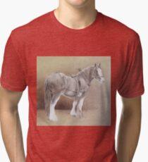Traditional Cob Tri-blend T-Shirt