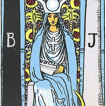 Hohepriesterin Tarot von phantastique