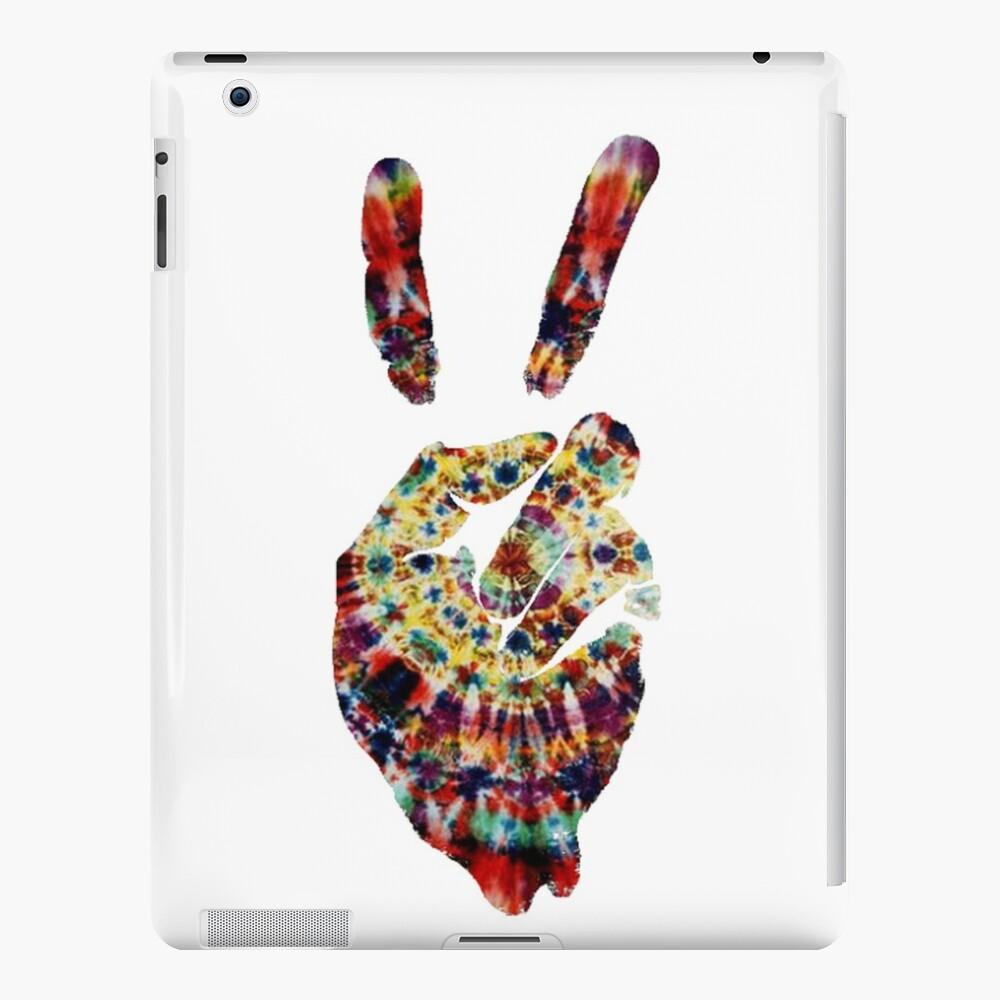 Hippie Friedenszeichen iPad-Hüllen & Klebefolien
