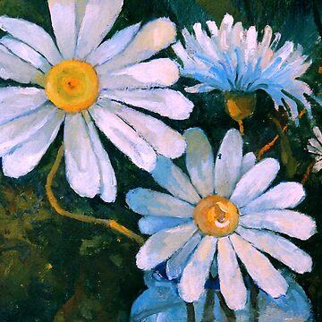 daisies by torzhinskiy