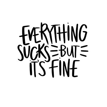 Everything Sucks by ohhmeagan